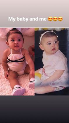 Baby Stormi and Kylie Kylie Jenner Photoshoot, Kylie Jenner Baby, Kylie Jenner Fotos, Kendall Y Kylie Jenner, Kylie Baby, Jenner Kids, Trajes Kylie Jenner, Kylie Jenner Makeup, Jenner Family