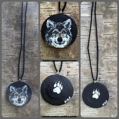 Wolf Grey Wolf Algonquin Wolf Men Women Animal by TheBackyardBear Washer Necklace, Wolf, Animal, Trending Outfits, Store, Grey, Unique Jewelry, Handmade Gifts, Vintage