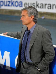 Jose Mourinho Photo - Real Sociedad v Real Madrid - La Liga