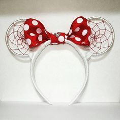 Valentines Day ears    Check out this item in my Etsy shop https://www.etsy.com/listing/582293521/valentines-day-dream-catcher-ears-mouse