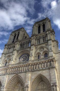 Notre Dame Cathedral | Paris