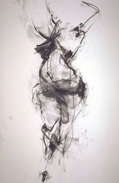 I really love these gestural sketches. I like the idea of black and white beginnings - I was thinking about how we begin with stark ''uncoloured'' sound on the cello, percussive rhythms. To me this is black and white sketching - the skeleton or framework of which is then coloured in.