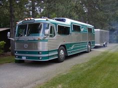 Hemmings Find of the Day – 1955 Flxible  Get out and #explore!  Buying an #RV gives you the freedom to travel wherever curiosity takes you. Visit RV's of America www.rvsofamerica.com