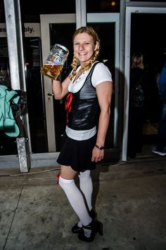 Festival goers   Dirndl Dresses and Lederhose  Traditional Bavarian costume  Dirndl Dresses and Lederhose   Traditional Bavarian Tracht