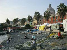 Pegli Genova (Italy   Liguria). Piazza Bonavino. | Pegli Genova | Pinterest