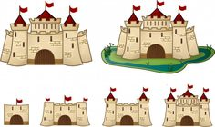 Find Vector Cartoon Castle Game Levels Development stock images in HD and millions of other royalty-free stock photos, illustrations and vectors in the Shutterstock collection. Cartoon Knight, Castle Party, Child Smile, Retro Cartoons, Box Houses, White Backdrop, Boys Playing, Girl House, Cute Family