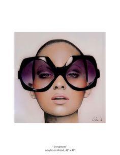 Sunglasses - Anja Van Herle