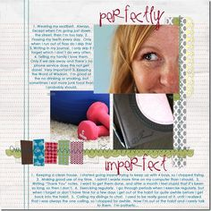 Journaling prompts/challenges to do pages about yourself and not your kids for a change!