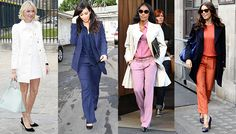 Tired Of Wearing All Black? Here's How To Rock A Monochromatic Outfit In A New Hue