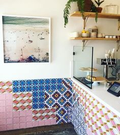 "2,021 Likes, 17 Comments - Grace Bonney (@designsponge) on Instagram: "".....because ☕️☕️ is my life now and this adorable spot looks like a place I'd love to add to my…"""