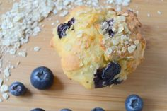 Cook up a batch of these sugar-free yet oh-so-good Blueberry Muffins. These sugar-free muffins are perfect for toddlers and in particular, babies who are weaning. They are fluffy and filling and the natural sweetness of the banana and blueberries is enough to make little taste buds happy. They are the perfect treat for Breakfast or snack time! As I explained in my Strawberries and Cream Smoothie Pops recipe, I used a Tesco Orchard voucher to purchase the blueberries. We nibbled them…