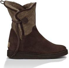 Women's  Byanca by UGG #bootie #brown #ugg #women #boots