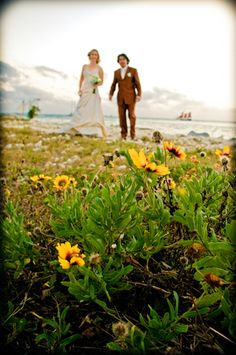 Key West weddings at Fort Zachary Taylor | JHunter Photography
