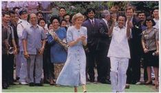 "TOUR OF "" HONG KONG * INDONESIA "" Novembre 1989 _ Suite"