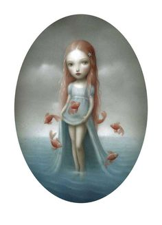Beautiful+Nightmares+by+Nicoletta+Ceccoli | Alerter les modérateurs Voir l'image au format original