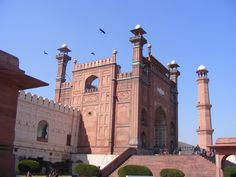 Badshahi Mosque in Lahore - And 97 beautiful examples of Islamic architecture