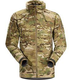 Alpha Jacket Gen 2 - MultiCam