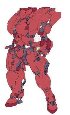 Humanoid weapons