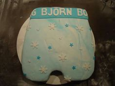 Bjorn Borg cake