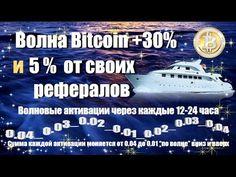 Спасибо СуперЛюди Волна Bitcoin+30%