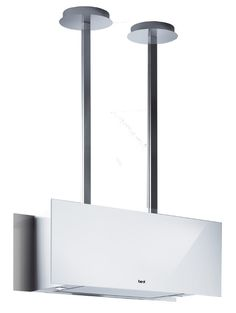 The BEST Sorpresa® Secret range hood resembles a sculpture or light fixture, but functions as a range hood.