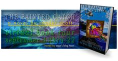 Virtual Book Tour: The Painted Catch by Ronder Scott - http://www.fictionzeal.com/virtual-book-tour-painted-catch-ronder-scott/