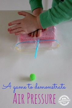 AIR PRESSURE EXPERIMENT FOR KIDS - Kids Activities
