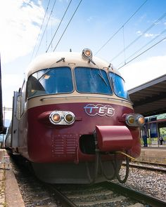 SBB Historic has made sure that one of these wonderful trains survived until now. The five trains were constructed for the Trans Europa Expr...