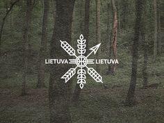 Lietuva - Lithuania by Julius Seniūnas