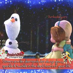 Sister quotes with images, My Best Friend My Sister Frozen Sister Quotes, Good Sister Quotes, Frozen Sisters, My Sweet Sister, Love My Sister, Disney Princess Quotes, Disney Quotes, Best Friends For Life, My Best Friend