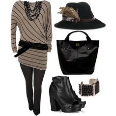 Plus Size Fashion, created by aracely26 on Polyvore - Now this I like!!!!