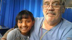 Garota ressuscita o pai após infarto na Grã-Bretanha
