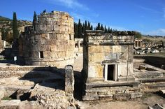Hierapolis-Pamukkale (Turkey)   ©Ministry of Culture and Tourism / Umut Özdemir