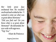 Argosy Junction:  Love Patience