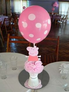 Peppa Pig Birthday Party Ideas | Photo 1 of 44 | Catch My Party
