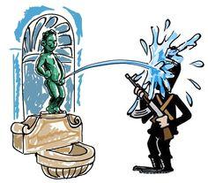 hommage bruxelles dessin marc steiner