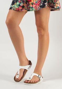 Sandales Birkenstock De Gizeg - Blanc SF6TFS