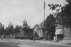 1934 Broekhovenseweg hoek Groenstraat snoepwinkel van Anneke Jansen