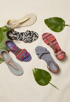 TOMS Pinterest Fans! We are giving you an exclusive first look at our spring styles including drum roll...TOMS SANDALS!