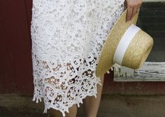 Midwest Red Barns and Summer White Lace — Everyday by Everly