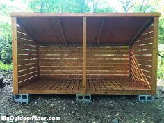 21 Super Ideas For Pallet Pergola Diy Wooden Playhouse, Shed House Plans, Wood Shed Plans, Diy Shed Plans, Bench Plans, Wood Storage Sheds, Wooden Sheds, Wooden House, Backyard Sheds, Backyard Pergola