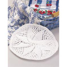 Lily Sugar 'n Cream Doily Style Dishcloth
