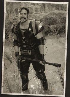 Watchmen - The Comedian.I love Jeffrey Dean Morgan