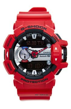 G-Shock Bluetooth Enabled Watch, 55mm x 52mm