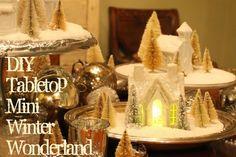 Miss Kopy Kat: Mini Winter Wonderland