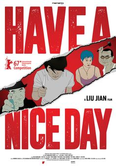 Watch Have a Nice Day 2017 Full Movie Online Free