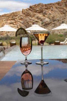 Sundowner drinks White Wine, South Africa, Alcoholic Drinks, Deserts, Wildlife, Glass, Green, Drinkware, Corning Glass