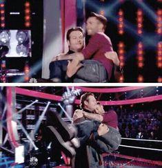 Adam and Blake True Love - I don't mind sharing with Blake.