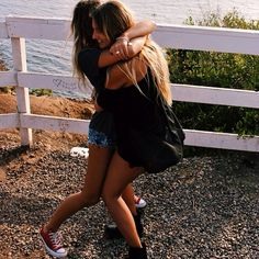 we seriously need someone to take a picture of us of the first time we get to see each other again!!!