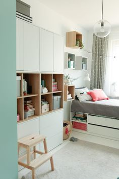 Small Apartment Interior, Room Interior Design, Girl Room, Girls Bedroom, Attic Rooms, Fashion Room, Small Apartments, Decoration, Room Decor